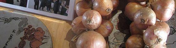 L'oignon rosé de Roscoff | Finistère Bretagne