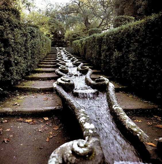 #Boboli gardens , #Florence - #Italy  I loved it here; it's like a sprawling overgrown estate.