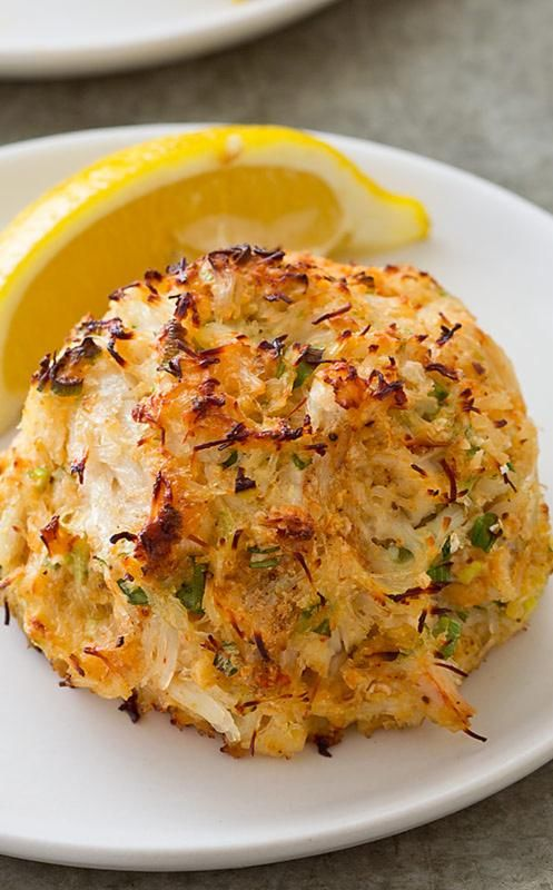 Maryland Crab Cakes For Two Outstanding Recipe Easy To Assemble And Delicious Joanne M Web Member Cooking Seafood Lunch Recipes Healthy Seafood Recipes