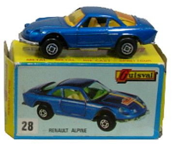 Renault Alpine by Guisval, 1976