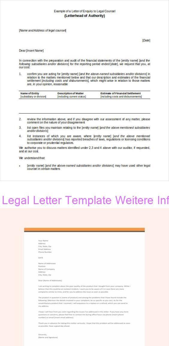 Legal Letter Template Weitere Informationen Finden Sie Unter Nationalgriefawar Kostenlose Beschwerde Brief Gegen Nachbar Vorlage In 2020 Brief Template Vorlagen