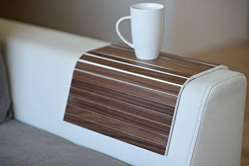 Wood Sofa Arm Tray Protectors Armrest Table Sofa Table Coaster Sofa Tray Tv Tray Walnut White Sides Wood Sofa Arm Rest Table Wooden Accessories