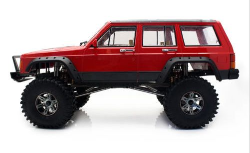 Xtra Speed Cherokee Xj Abs Hard Plastic Body Kit 313mm W Interior