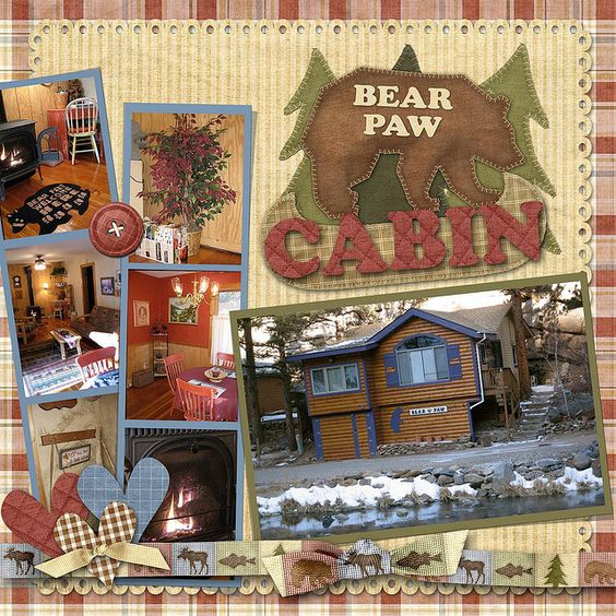 layout page layout and cabin on pinterest