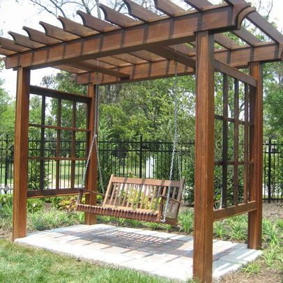 Swings Decor And Pictures On Pinterest