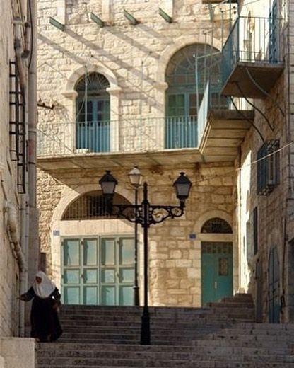 احد بيوت مدينة بيت لحم القديمة Bethlehem Israel Jerusalem Israel Visit Israel