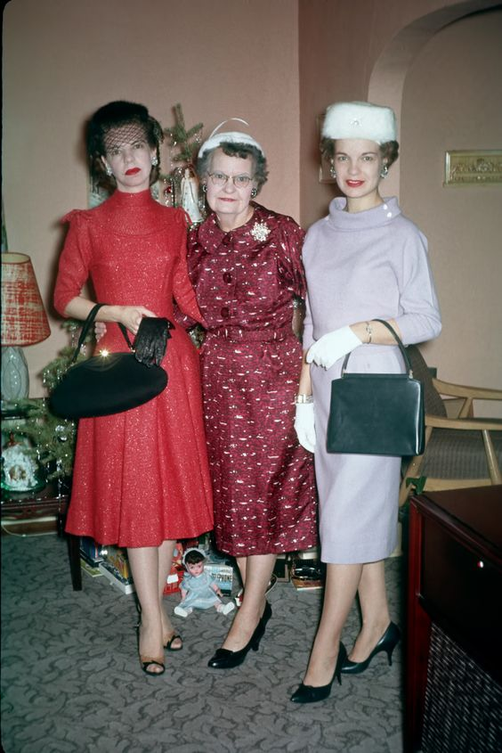 Elegant ladies (1961):