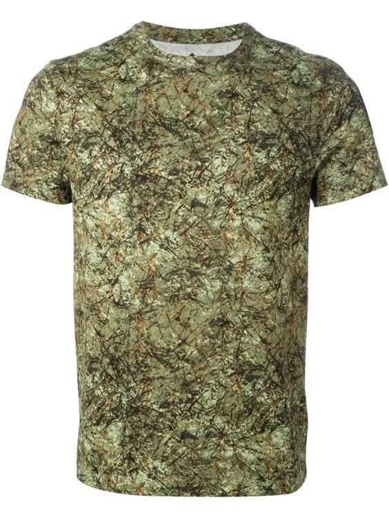 T- shirt MONCLER W  #alducadaosta #newarrivals #camo #camouflage #trend #man #apparel #style #fashion #moncler