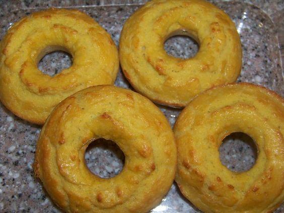 Garlic coconut flour bagels