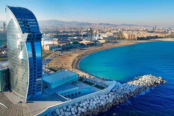 Les plages de Barcelone: infos et conseils pour se mettre dans le bain   Les Bons Plans de Barcelone