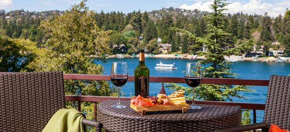 Southern California Mountain Resort, Lake Arrowhead Resort and Spa