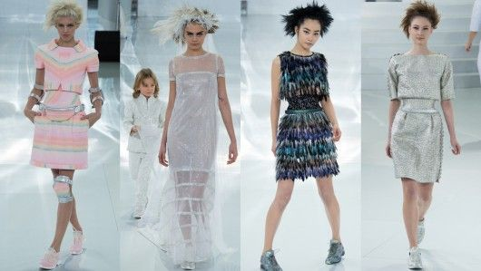 Paris Fashion Week Haute Couture 2014: Chanel
