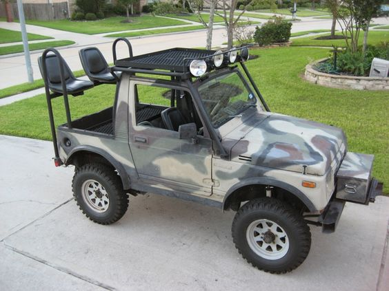 This Is A Cool Zuk It D Be A Cool Hog Hunting Rig