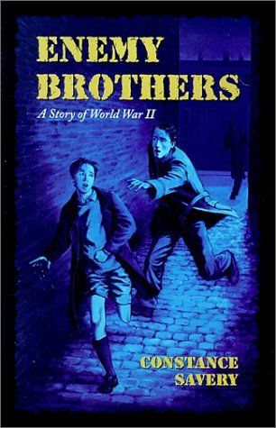 BEST BOOK EVER!!! Enemy Brothers by Constance Savery. Go read it. Now. Then find every other Constance Savery book you can and read that too. :) She's an amazing storyteller.... and this is an amazing story.