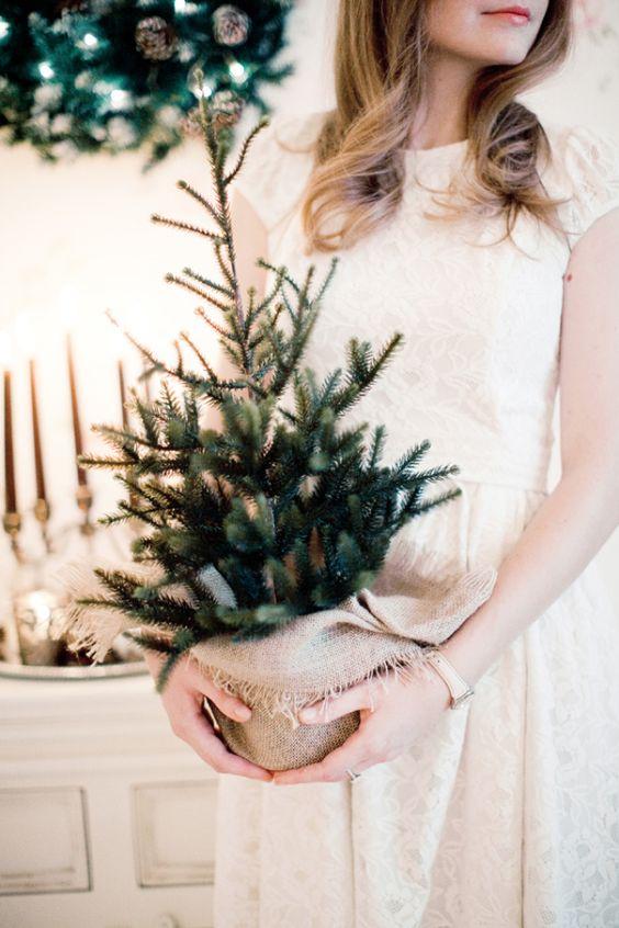 Christmas bridal shower inspiration | Anastasiya Belik Photography | http://burnettsboards.com/2013/12/christmas-bridal-shower/
