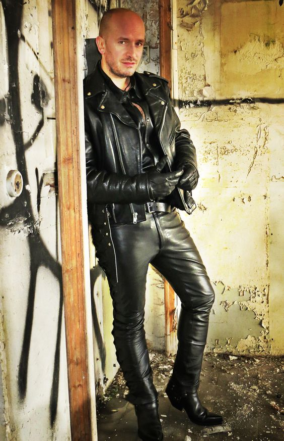 Landscapes, Leather, suit and more