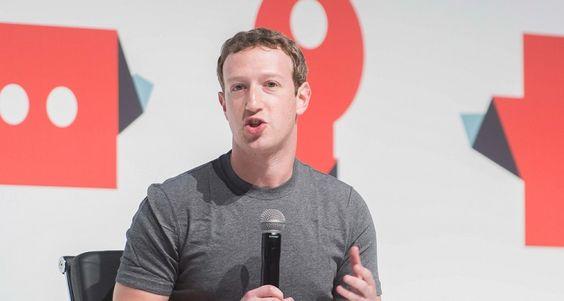 Facebook-CEO Mark Zuckerberg lässt sich von gleich 16 Bodyguards schützen