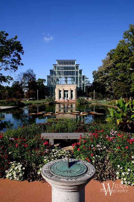 Jewel Box - Forest Park, St. Louis | Meet Me in St. Louis ...