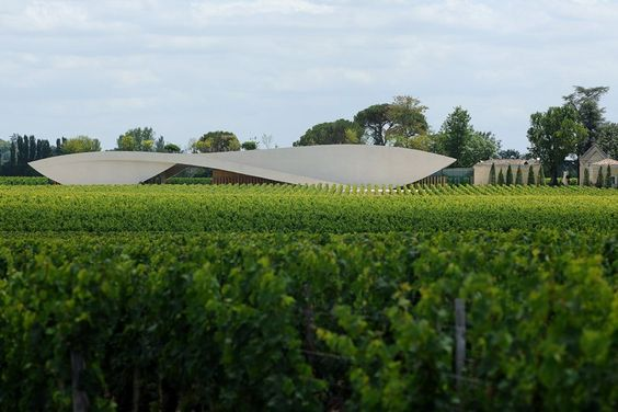 Chateau Cheval Blanc Winery - Picture gallery