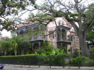 My favorite house in Nola's Garden District.