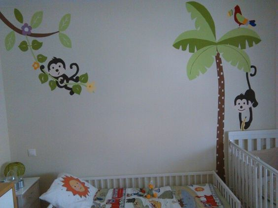 Habitacion infantil. A mi sobrino le encanta!
