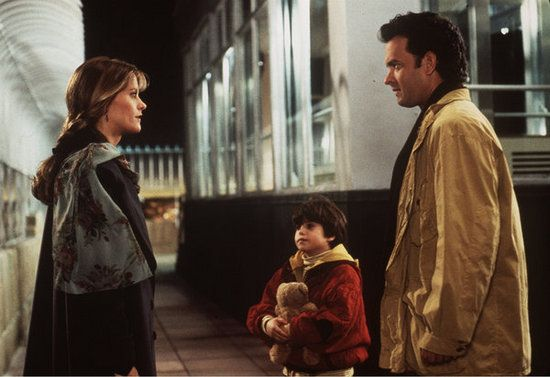 Meg Ryan & Tom Hanks: Nora Ephron's Movies: Sleepless in Seattle, 1993    Meg Ryan rocked some loose braids and lots of big coats a la Margiela in this movie. Tom Hanks had high hair.