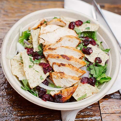 Roast Kitchen Gaucho Salad W Chipotle Chicken On Mealpal For Just