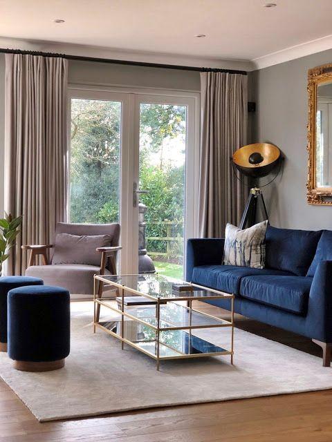 Beautiful Living Room Curtain Ideas Sfeenks Com Curtains Living Room Blue Sofas Living Room Lounge Curtains