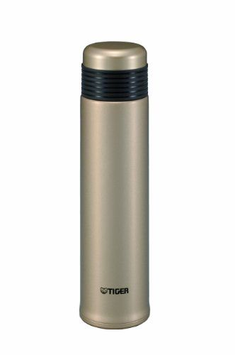 Tiger MSE-A050 Stainless Steel Bottle, 0.5-Liter, Champagne Gold