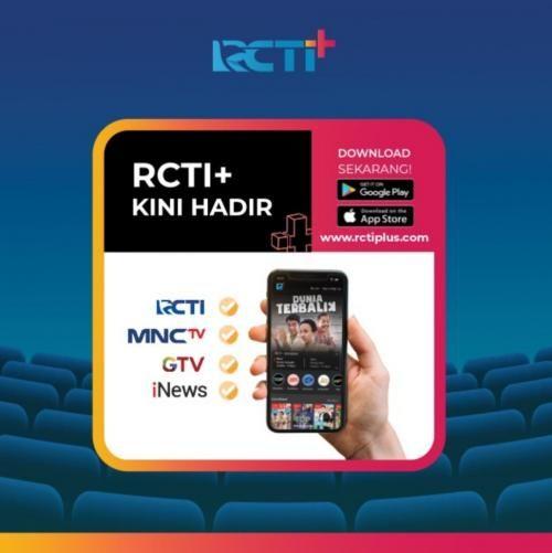 Aplikasi Rcti Dapat Diunduh Di App Store Dan Play Store Aplikasi Nostalgia Produk