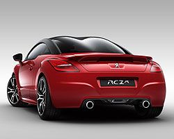 RCZ R, espectacular coupé de 270 caballos - elConfidencial.com