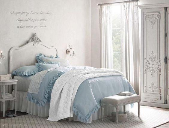 Decoracion Romantica Habitacion ~ 11 dormitorios rom?nticos en tonos pastel para chicas  Decorar tu