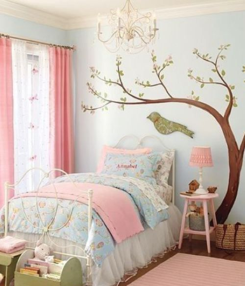 If I were a little girl again this would be my room...: