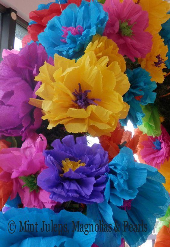 Mint Juleps, Magnolias & Pearls: FIESTA! Tex Mex Style: