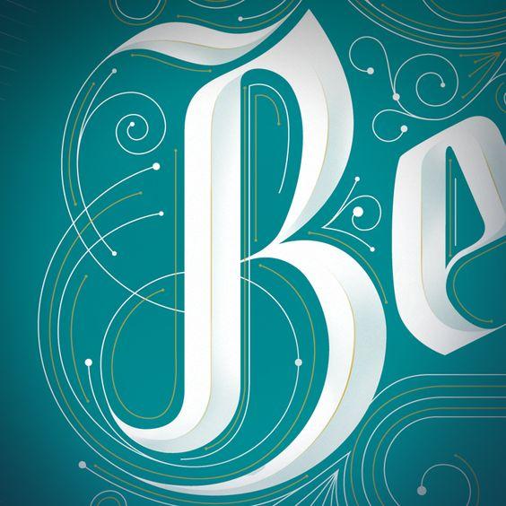 by Jordan Metcalf.: Design Inspiration, Typography Design, Design Typography, Hand Lettering