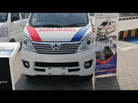 2020 Changan Karvaan Customized Into Ambulance Interior Exterior Walk Around Video Youtube Di 2020 Video Interior Youtube