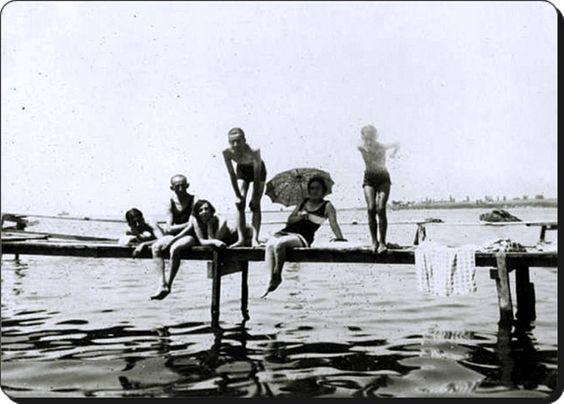 Suadiye Plajı - 1940'lar