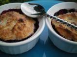 WW blueberry cobbler for 2