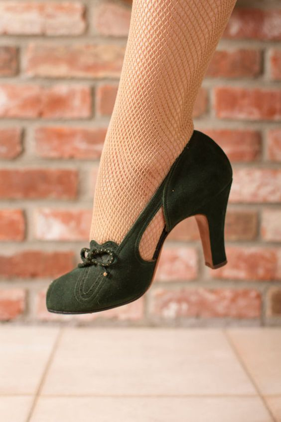 30 Shoes Outfit You Need To Try 1940s Shoes Heels Pretty Shoes