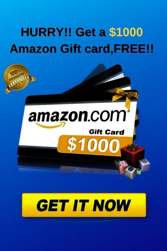 Free 100 Amazon Gift Card Code In 2020 Free Gift Cards Online