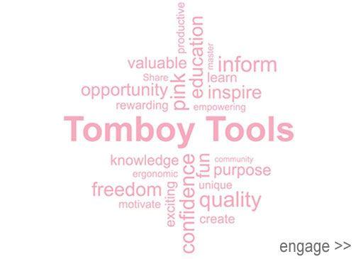 Tomboy Tools!