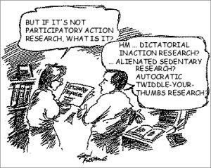 Action research dissertation structure
