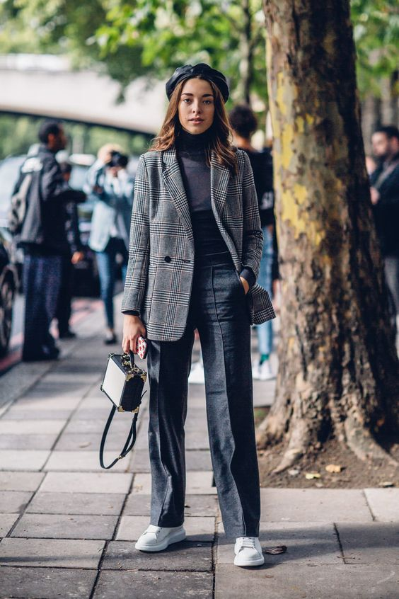 The Best Street Style Looks From Fashion Month Spring 2018 - Fashionista
