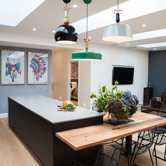Island Kitchen Bench Designs: Reno Rumble: Interesting Concept For A Kitchen Island With