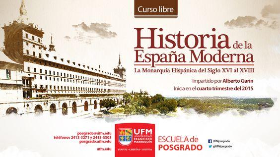 La Historia de la España Moderna (ss. XVI-XVIII)