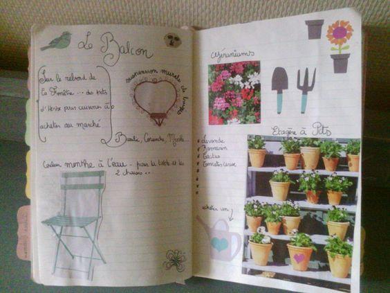 un cahier pour organiser ses projets Organisation Pinterest - Logiciel De Dessin De Maison Gratuit