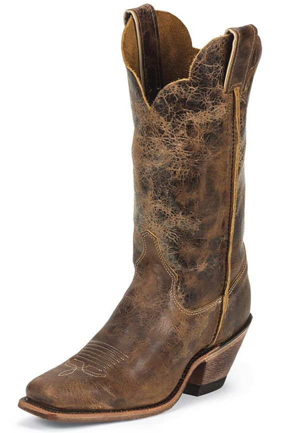 Perfect Justin Bent Rail Western Boots For Women  Cofov
