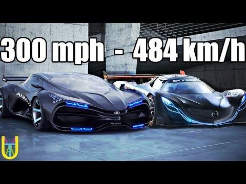 Top 10 Fastest Cars In The World 2019 Youtube Car In The World