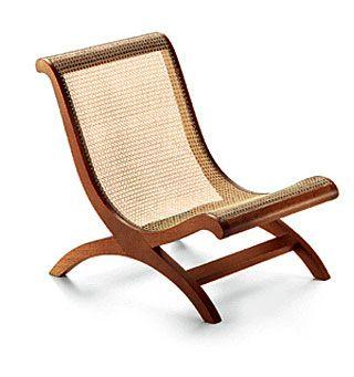 Butaque chair designed by luis barrag n clara porset - Muebles barragan ...