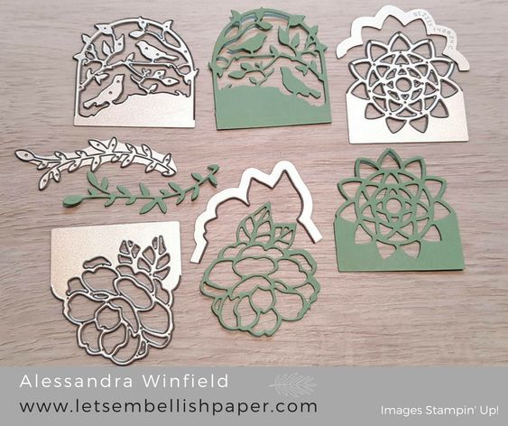 Botanical Bliss BUNDLE – Stampin' Up!